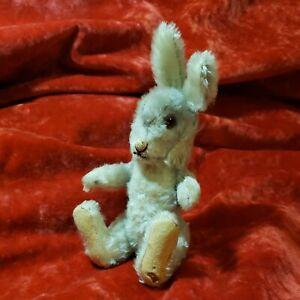 Very Vintage Steiff Mohair Bunny Rabbit Jointed