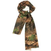 Foulard Echarpe Cheche Cache-Col Camouflage Tactique Militaire Armee Police W2M8