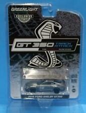 GREENLIGHT 1/64 2016 Ford Mustang Shelby GT350 Track Attack #21 Ford Performance