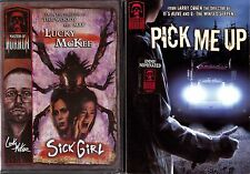 Masters of Horror LOT OF 2 Lucky McKee: Sick Girl (DVD, 2006) and Pick Me Up