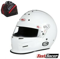 [NEWEST] Bell K1 PRO | Snell SA2020 All-Purpose Racing, Karting Helmet +FREE Bag