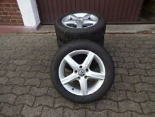Original VW Alufelgen Aspen Winterreifen 205/55R16 Golf Jetta Touran DOT17 6-7mm