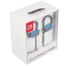 New Beats by dr Dre powerbeats3 wireless Bluetooth sport earphone blue