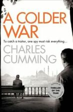 A Colder War (Thomas Kell Spy Thriller, Book 2) - New Book Cumming, Charles