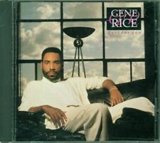 Gene Rice - Just For You Usa Press Cd Perfetto