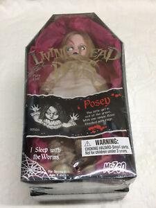 Mezco 2000 - 99905 - Posey - 10 Inch Living Dead Doll Series 1 - NIB