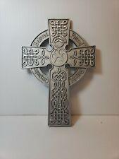 New listing Encore Paws n Remember Metal Pet Memorial Garden Stake Celtic Cross Pet Memorial