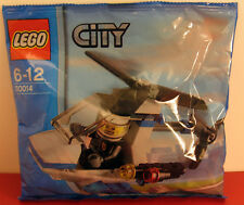 LEGO City 30014 Police Helicopter New