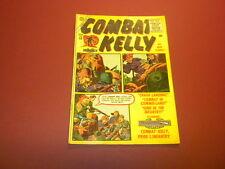 COMBAT KELLY #38 Atlas/Marvel 1956 war