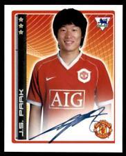 Merlin Premier League 07 J.S.Park Manchester United No. 289
