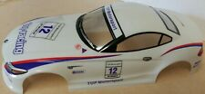 1/10 RC car 190mm on road drift BMW Z4 Body Shell White
