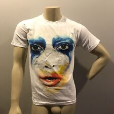 Lady Gaga Art Rave Art Pop Ball Tour Concert TShirt Double Sided Adult Small