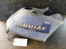 2004 Yamaha Kodiak 450 Tank Cover Plastic