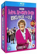 Mrs Browns Boys BBC Series 1 2 3 Blu Ray [6 Disc] Box Set + 3 Christmas Specials