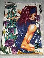 Tokyopop Saiyuki Volume 3