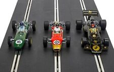 Scalextric C4184a The Genius Of Colin Chapmann Team Lotus Triple Pack