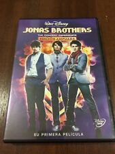 JONAS BROTHER THE CONCERT EXPERIENCE ED AMPLIADA - DVD - 85 MIN - EN BUEN ESTADO