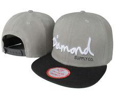 New Fashion Diamond SUPPLY CO Snapback style Baseball Hip-Hop Black Cap Hat 2#