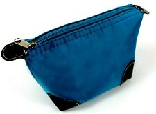 Blue Travel Toiletry Make Up Cosmetic Wash Bag Pouch Washbag Toiletries Storage
