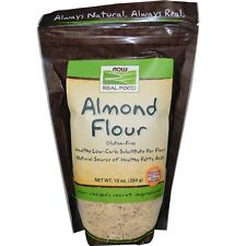 Now Foods, Real Food, Almond Flour, 10 oz (284 g)