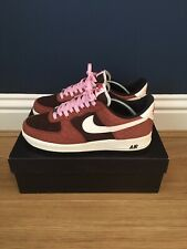 Nike Air Force 1 Premium Sail / Brown. UK 8.5. Travis Scott Air Jordan 1 Low One