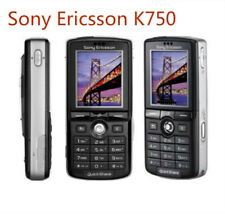 100% Original Unlokced Sony Ericsson k750 Mobile Phone 2G Bluetooth 2.0 MP Phone