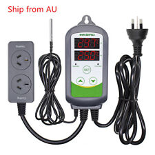 INKBIRD 110~240V Digital Temperature Controller ITC-308 Greenhouse Aquarium Fish
