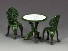 KING & COUNTRY FIELDS OF BATTLE FOB095 TABLE & CHAIRS MIB