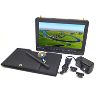 """Fieldview DUO 10 10"""" Diversity FPV Monitor with Built-in Receiver Battery/Speake"""