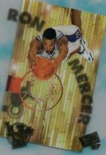 1997 PRESS PASS IN YOUR FACE #IYF1 RON MERCER BASKETBALL CARD