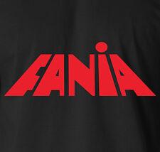 FANIA All Stars T-Shirt Vintage Salsa Latin New York NY Records Hector Lavoe Tee