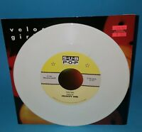 Velocity Girl Crazy Town SP179 WHITE VINYL Sub Pop USA Nirvana Fugazi Mudhoney