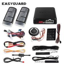 EASYGUARD PKE car alarm remote control universal keyless entry system push start