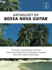 Anthology Of Bossa Nova Guitar Learn to Play Tango Chords TAB Music Book
