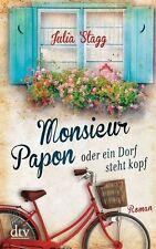 Monsieur Papon oder ein Dorf steht kopf von Julia Stagg