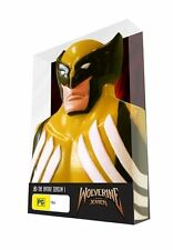Wolverine And The X-Men (DVD, 2009, 4-Disc Set) Limited Edition (Box Set) REG 4