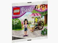 LEGO Friends - Rare - Emma's Ice Cream Stand 30106 - New & Sealed