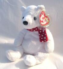 Retired 2000 Holiday Teddy Ty Beanie Baby - MNWT
