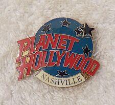 Nashville Celebrity Cafe Corporation Vl-Choa Classic Pin Brooch Planet Hollywood