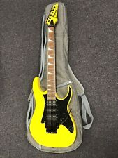 Ibanez RG450EXB RG Series 6-string Electric Guitar  Yellow