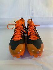 Under Armour Orange / Black Football Cleats - Size 14 - 1297241-081 - Rare!