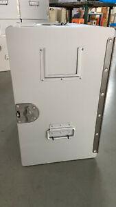 Neue XL Alu Box Unit / Flugzeugtrolley aus der Luftfahrt NEU Container Galley