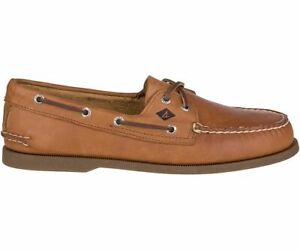 SPERRY MEN'S AUTHENTIC ORIGINAL 2-EYE CASUAL BOAT SHOE - MULTIPLE COLORS