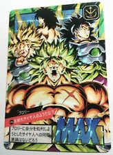 Carte dragon ball  Fancard super battle Custom card prism Y46 Part 6 Yjj