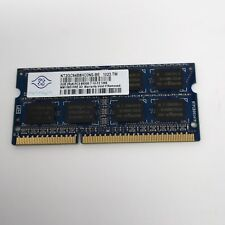 Nanya RAM Card Memory 2GB 2RX8 PC3 -8500S-7-10 F2 1066 Laptop Desktop 1023 TW
