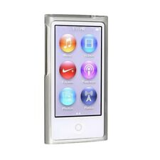 TPU Rubber Skin Case compatible with Apple iPod nano 7th Generation, Frost Cl U8