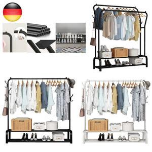 Wäscheständer Wäschetrockner Kleiderständer Wäscheturm mit 2 Ablage + Haken DE