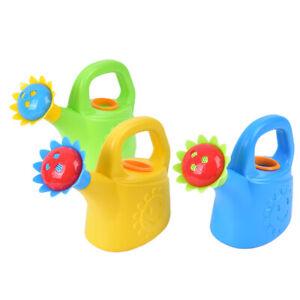 Sprinkler Watering Can Cute Cartoon Kids Plastic Flowers Bottle Beach Spra nEPUO