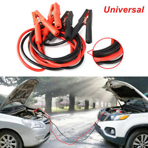 1000AMP Car Lead Battery Jump Booster Cable Start Emergency Jumper Practical Kit