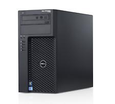 Dell Precision T1650 - Intel Core i7 3,4 GHz Quadcore - 32 GB RAM - 500 GB